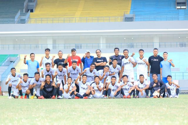 Semeru FC Lumajang Tak Peduli Head To Head Bertemu Persegres