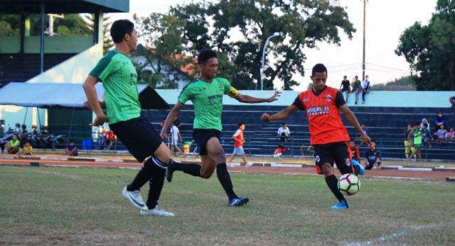 Wow..! Semeru FC Lumajang Bekuk Persebaya 2 - 1