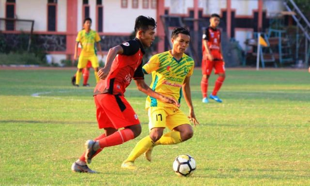 Semeru FC  Lumajang Cetak Hattrik Kemenangan Usai Bekuk Perssu 3 - 0