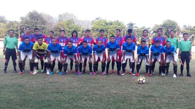 Tes Kerjasama Pemain, Semeru FC Hajar Thambun FC 5-1