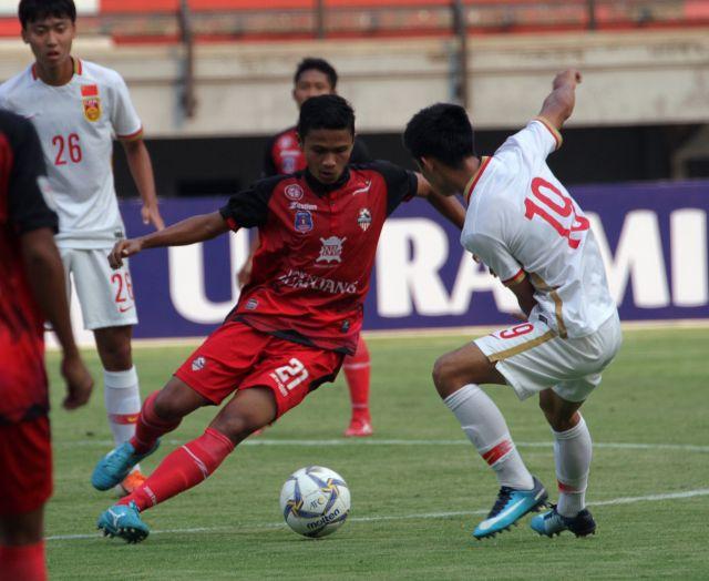 Inilah Cerita Semeru FC Lumajang Sarangkan 2 Gol ke Gawang Timnas China