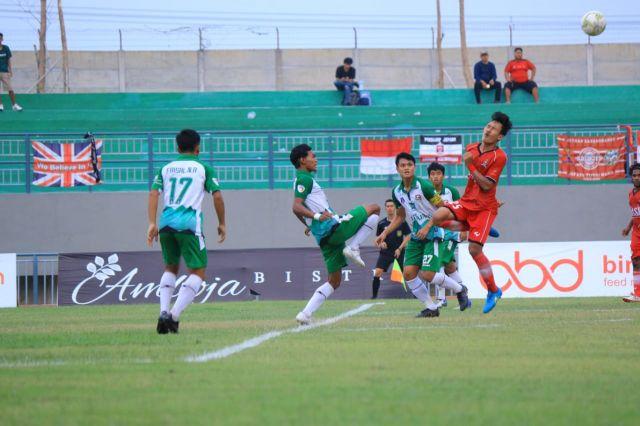 Semeru FC Dibekuk Persijap 0 - 2 Masih Berpeluang Lolos Liga 2