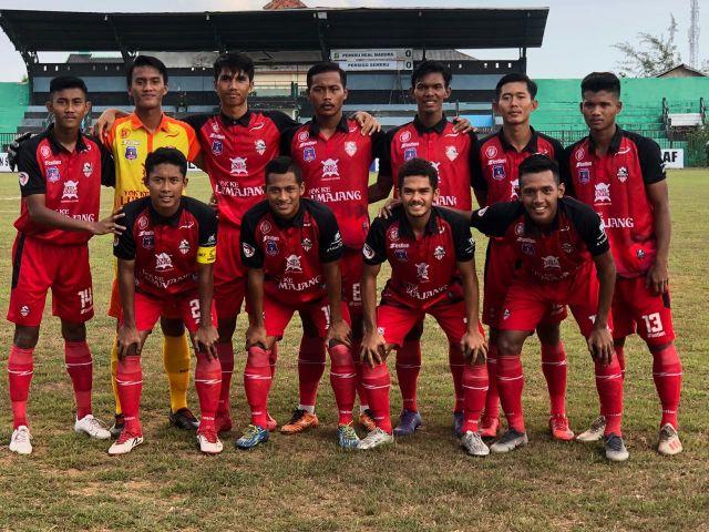 Semeru FC Lumajang Bekuk Perssu  Skor Meyakinkan 3 - 0