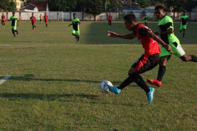 Semeru FC Bekuk Persewar 1-0 Stadion Kebanggan Lumajang Bergemuruh