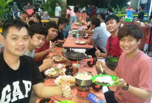 Shabu-shabu Masakan Jepang di De Grill Diburu Pecinta Kuliner Lumajang