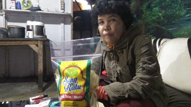 Siti Khoiriyah Kenalkan Lumajang Dimata Dunia Lewat Talas Mbote Semeru