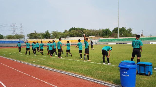 Siap Tempur..! Semeru FC Lumajang di Laga Perdana Lawan Perseta