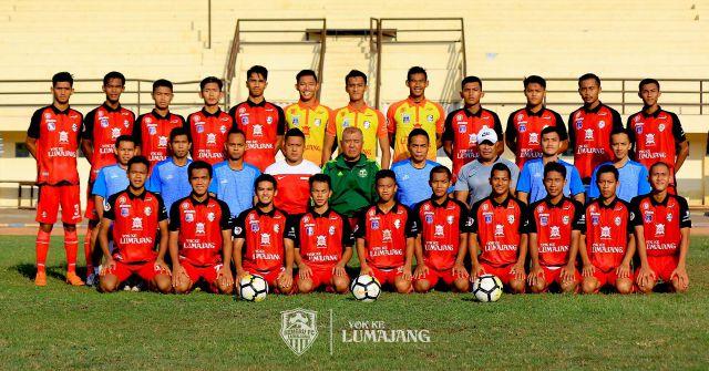 Inilah Skuad Pemain dan Offcial Semeru FC Lumajang 2019