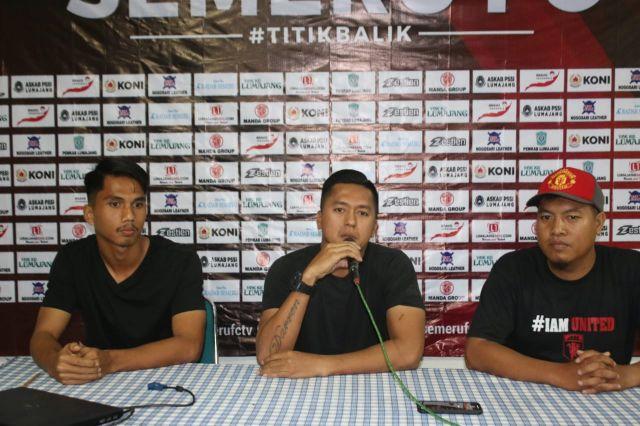 Semeru FC  Lumajang All Out Hadapi Perssu Sumenep dan Tak Anggap Remeh