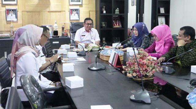 Cak Thoriq Punya Program E-Government, Komisi A DPRD Sinau ke Bogor