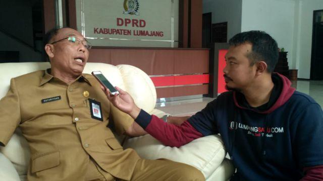 Sekwan Surati Parpol Untuk Tunjuk Siapa Pimpinan DPRD dan Fraksi Definitif