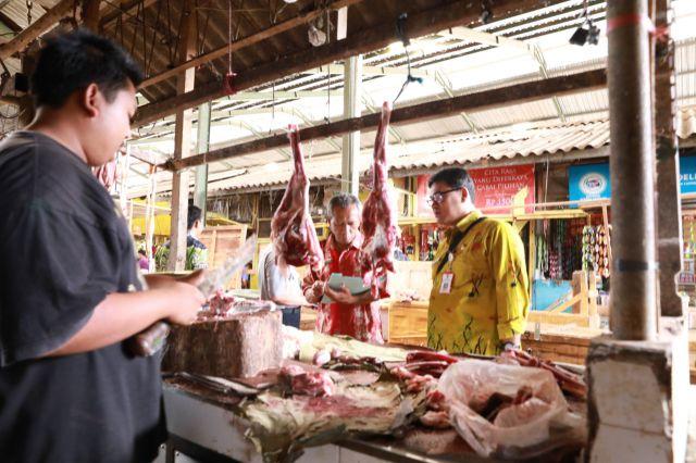Duh..! Sembako Naik Rp. 500  - Rp. 2 Ribu Dianggap Wajar oleh TPID Lumajang