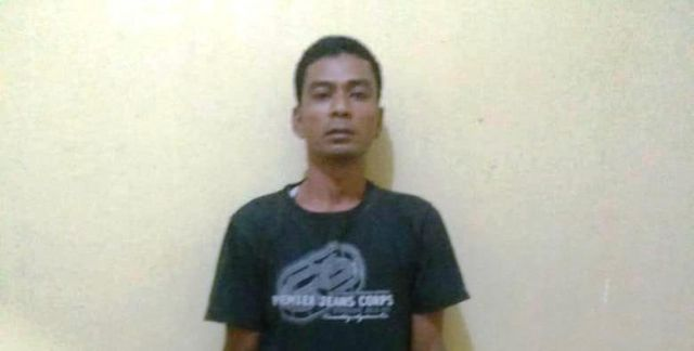 Tukang Tambal Ban Si Pencuri Kantor PNPM Kunir Diringkus Polisi