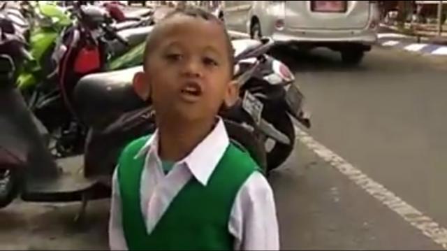 Video Tazid Ana'e Sopo Jadi Viral di Lumajang Hingga Luar Kota