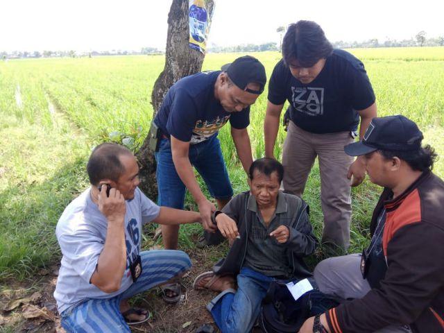 Satreskoba Polres Lumajang Tangkap 2 Pengedar Sabu di Pinggir Jalan