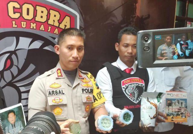 Tim Cobra Lumajang Periksa Manajer Operasional Qnet Internasional Jakarta