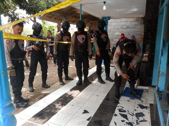 Kapolres Lumajang : Teror seperti ini seringkali terjadi menjelang pilkades