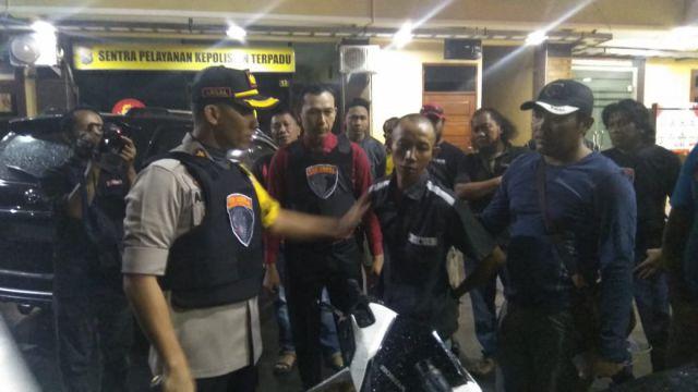 Tim Cobra Lumajang Tembak Komplotan Curanmor Gucialit Beraksi di Ponorogo