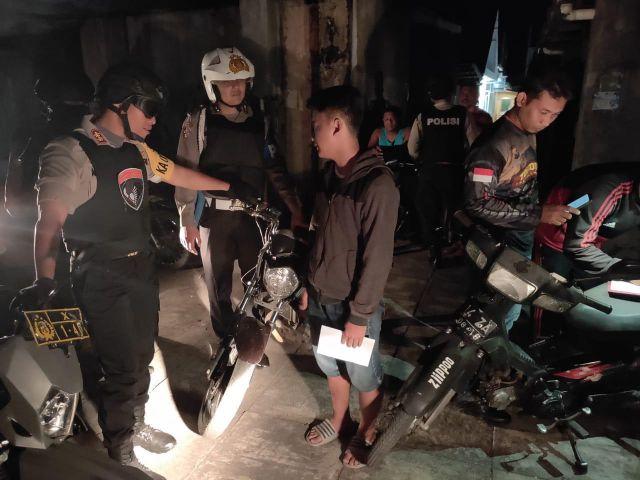 Kapolres Lumajang : Tim Cobra Segera Operasi Motor Bodong ke Desa - desa