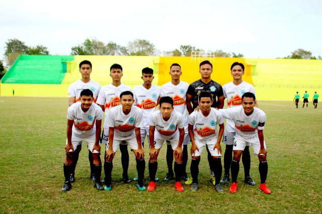 Tim PORPROV proyeksi PSIL Hajar Persekam Metro Malang 2 - 0