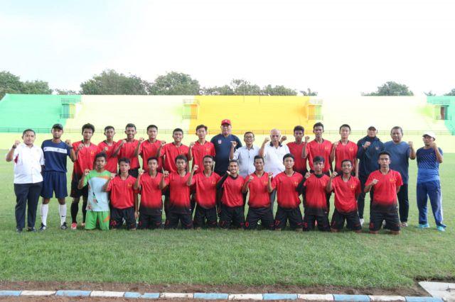 Mata Pecinta Sepak Bola Jawa Timur Tertuju Ke Lumajang, Ada Apa?