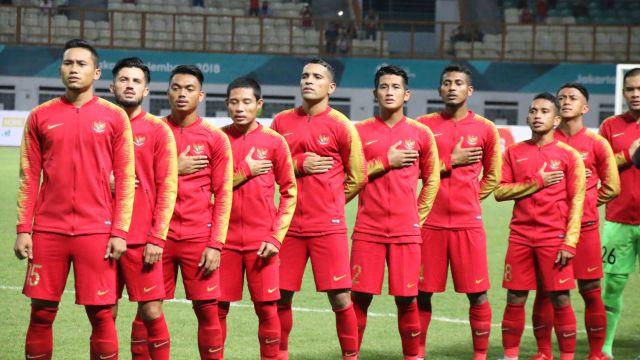 Singapura Bekuk Indonesia 1 - 0 di Laga Perdana AFF 2018