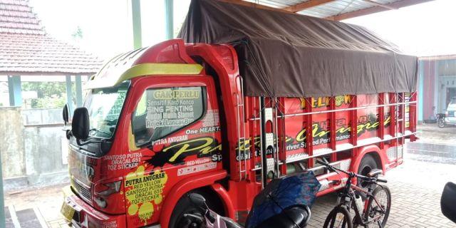 Parkir Depan Rumah Truk Warga Padang Lumajang Hilang Digondol Pencuri