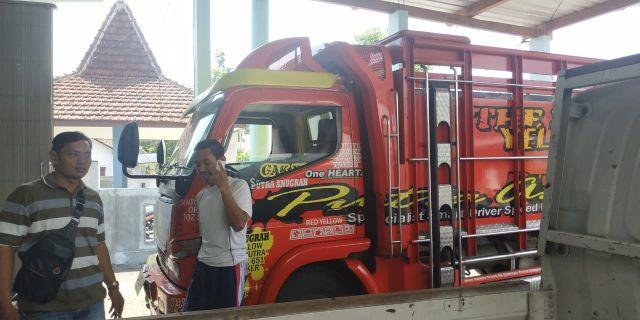 Tim Cobra Lumajang Berhasil Temukan Truk Milik H Sinal di Probolinggo