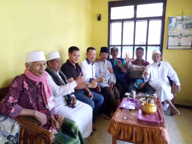 Ferlyanto, Caleg DPR RI NasDem Perkuat Silaturahmi dengan Tokoh Masyarakat dan Agama