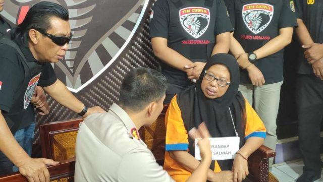 Berkas Kasus Investasi Bodong Umi Salma Diserahkan ke Kejaksaan Lumajang