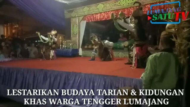 Video : Suku Tengger Argosari Lestarikan Kesenian Leluhur