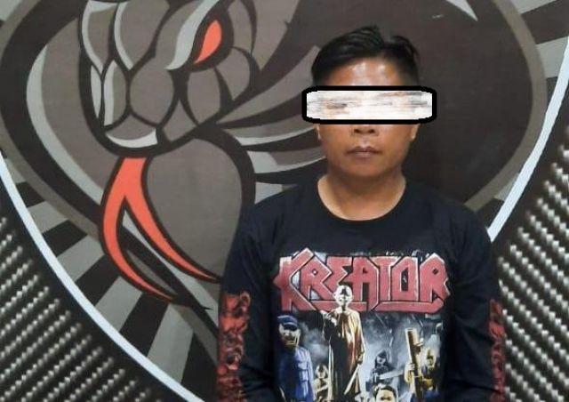 Warga Gesang Jadi Pengepul Judi Online Ditangkap Polisi Lumajang