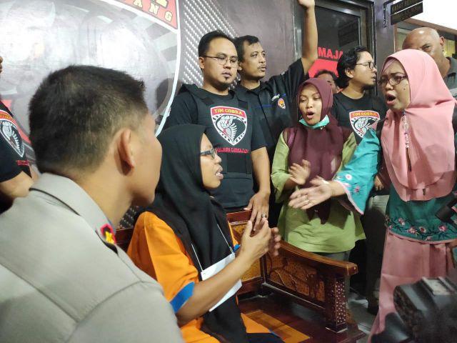 Umi Salma Kabur dari Kota Ke Kota dan Diduga Lakukan Penipuan Lain