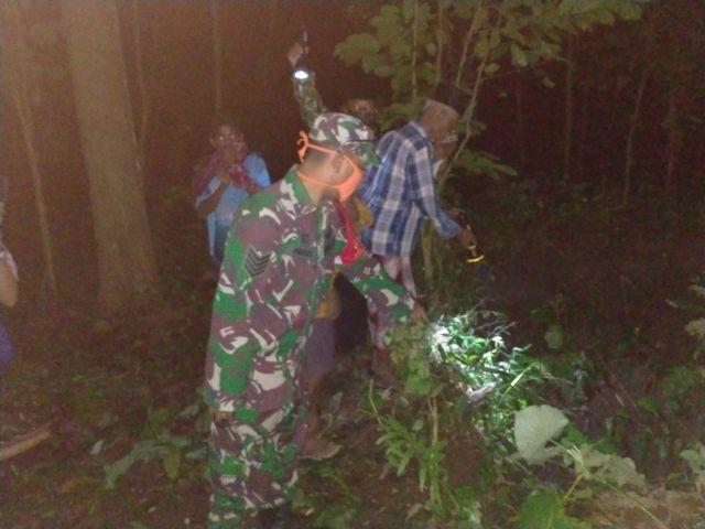 Mayat Kakek 80 Tahun Ditemukan Sumur Tua Area Perkebunan Lumajang