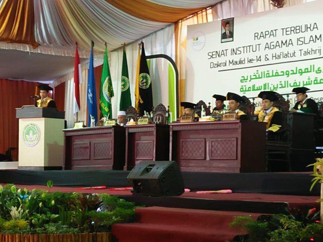 Prof. Ali Mudhofir :  Hadapi Zaman 4G Dengan Pendidikan Berkarakter