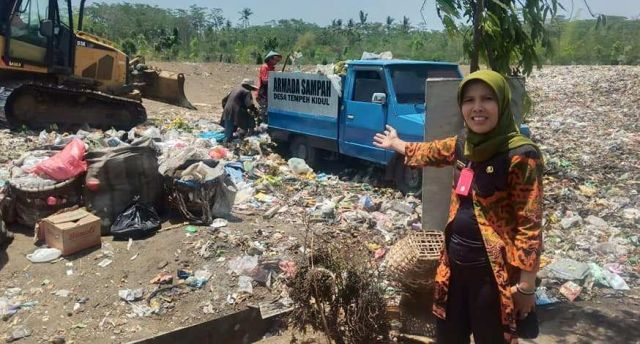 Yuli : DLH Lumajang Akan Programkan Pelatihan Sampah di Ponpes