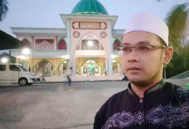 Abdul Khayyi : Tidak Harus Nunggu Tua Untuk Memakmurkan Masjid