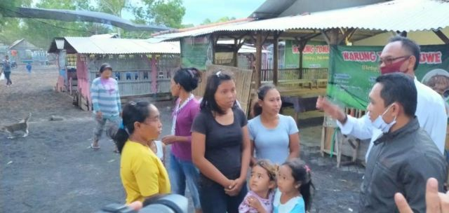 Bupati Lumajang Akan Relokasi Warga Terdampak Abrasi TPI Tempursari
