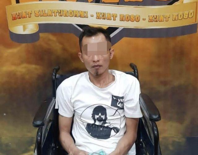 Baru Bebas, Begal Sadis 53 TKP Kembali Diringkus Polres Lumajang