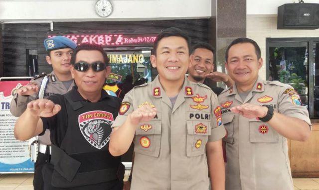 Judi Pilkades Akan Jadi Fokus Pengamanan Tim Cobra Lumajang