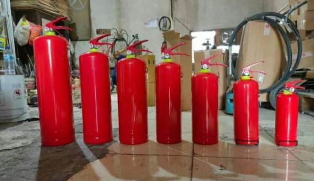 Yuk Miliki Alat Pemadam Api Ringan di UD Sanovais Fire Seruji Lumajang