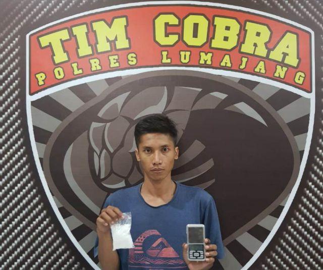 Tim Cobra Narkoba Lumajang Ringkus Jaringan Bandar Sabu Sokobanah Madura
