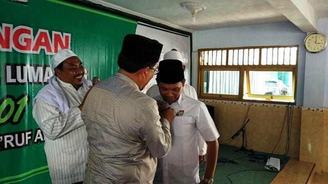 Bersama Kyai, Cak Thoriq Optimis Jokowi-Ma'ruf Menang di Lumajang
