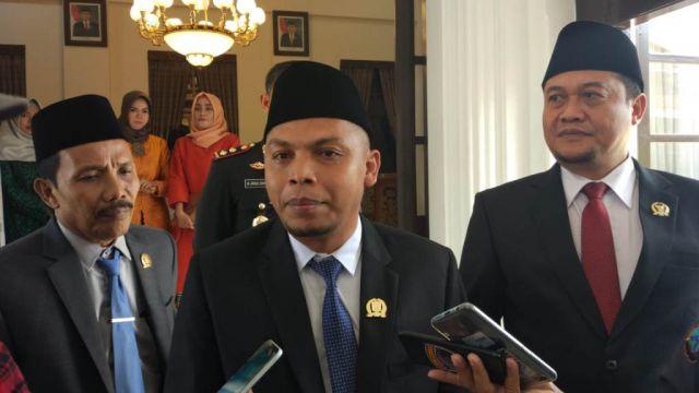 Dewan Siap Lakukan Fungsi Kontrol Jalannya Pemerintah Lumajang