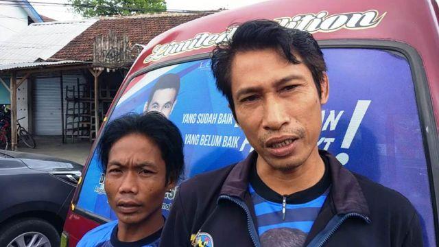 Sopir AngKot Lumajang Tertolong Wisatawan Semeru