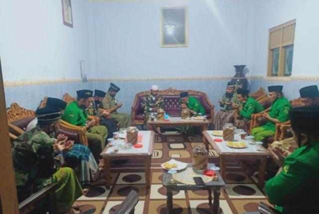 Siap Jaga Ulama Ansor Lumajang Sowan Para Kyai