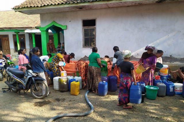 2.600 Kepala Keluarga di Lumajang Terdampak Kekeringan