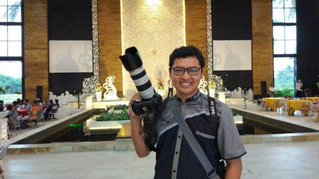 Alfian Nur R, Fotografer Lumajang Suka Abadikan Gambar Seni dan Budaya