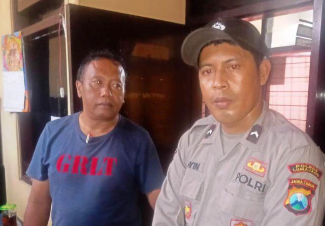 Propam Polres Lumajang Tangkap Polisi Gadungan
