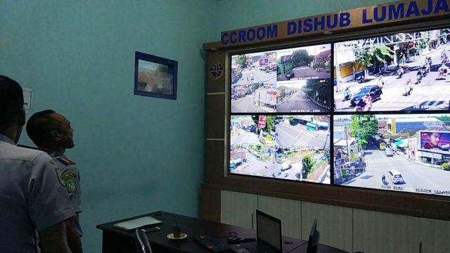 Inilah 10 Titik CCTV Bisa Rekam Pelanggaran Lalulintas di Lumajang